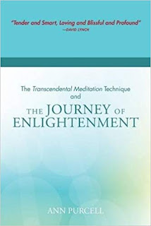 Enlightenment journey through meditation