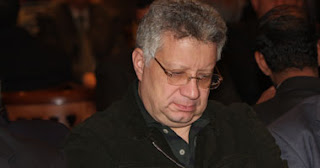 مرتضى منصور يجتمع بلاعبي الزمالك بعد الهزيمة من الأهلي  وتصريحات نارية