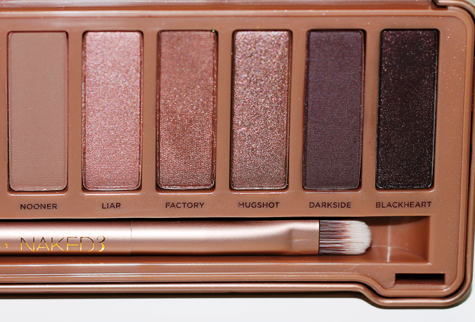 Urban Decay Naked 3 Palette | Its Back! Urban Decay