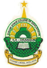 OSSCEILA NCE, Pre-NCE & NCE Sandwich Admission Forms - 2018/2019