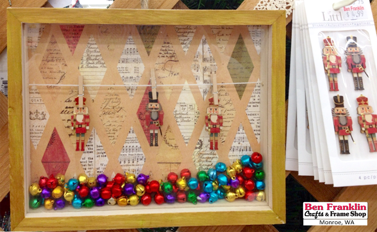 Ben Franklin Crafts And Frame Shop Monroe Wa 7 Diy