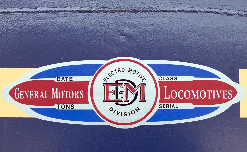 Mdrails A Few Railroad Logos