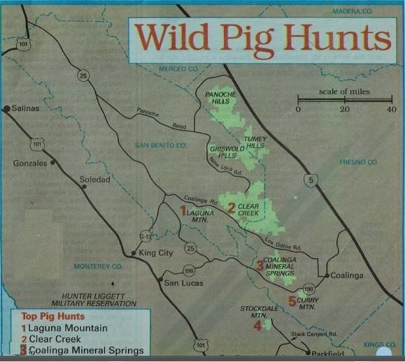 where to hunt san benito county, hunting fishing private ranches or lands oregon and california