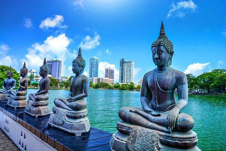 Sri Lanka turu ya da turları düzenleyen şirketler, genelde ülkenin dini bölgeleri gezdirir.