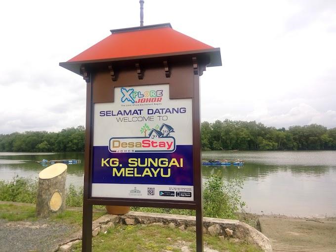 Pelancongan Bakau di Kampung Sungai Melayu
