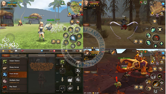 game world of prandis Apk full Release Android