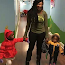 @TiwaSavage advises women as she celebrates Mercy Johnson for looking trim one month after giving birth