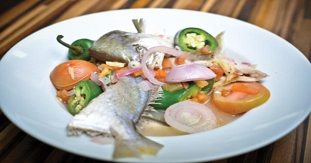 Pinangat Na Pampano Recipe