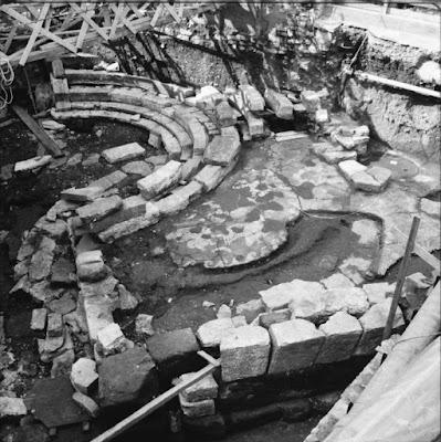 Εντυπωσιακό ψηφιδωτό στην Άρτα αποκάλυψε η αρχαιολογική σκαπάνη