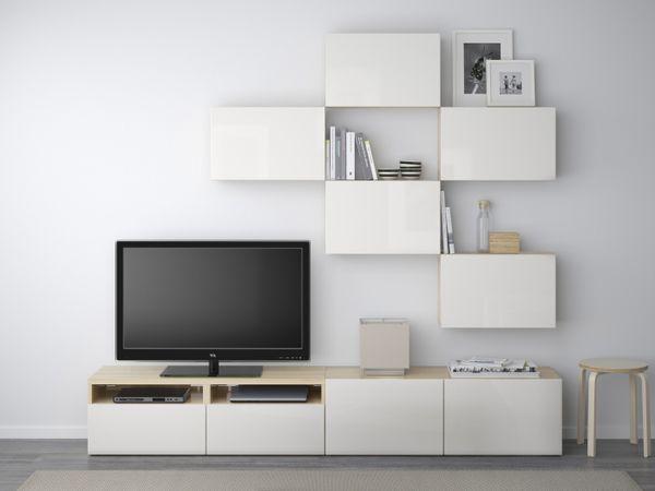 composicion-muebles-besta-blanco-ikeajpg 600×450 pixels IKEA - Wohnzimmer Ikea Besta