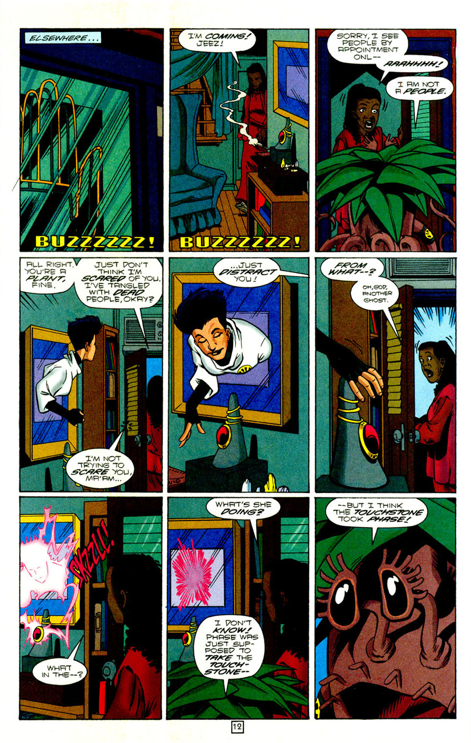Legion of Super-Heroes (1989) 97 Page 11