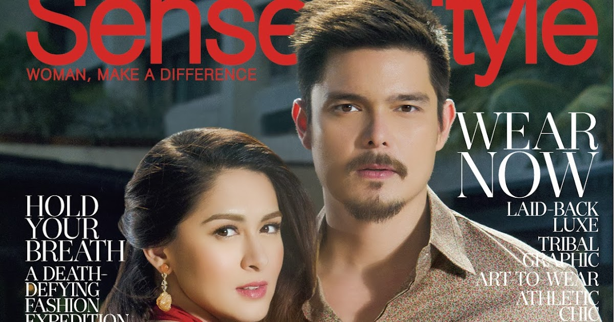 iethism: COVER STYLING: MARIAN RIVERA + DINGDONG DANTES