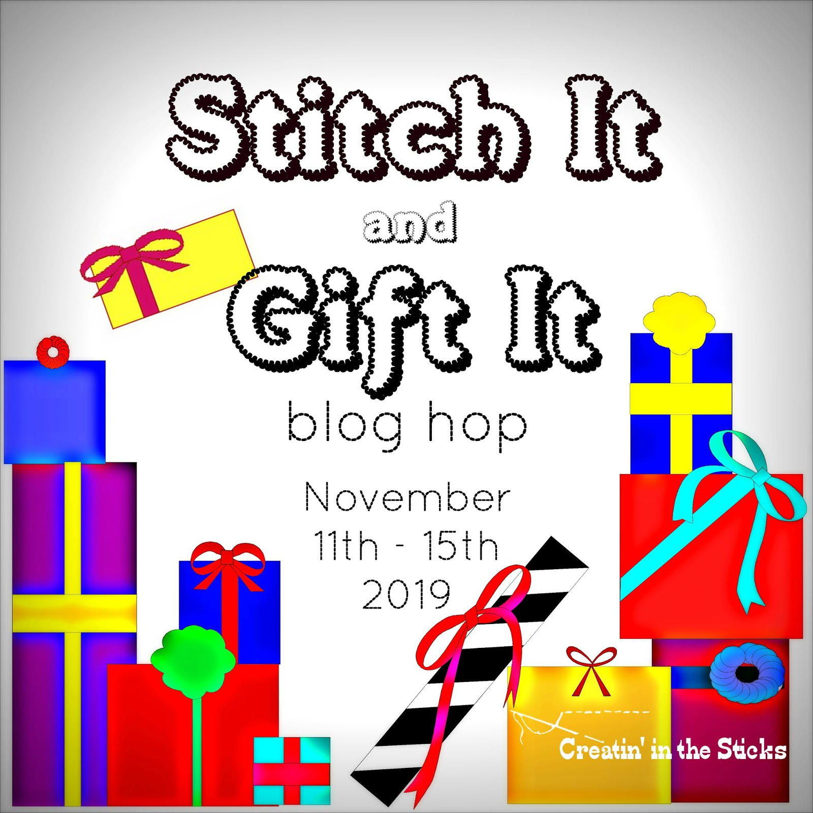 Stitch It and Gift It Blog Hop