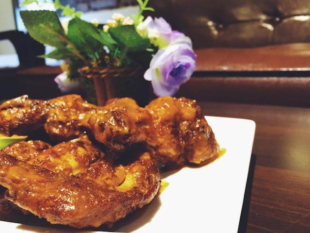 Purvis Street Bistro Kai - Buffalo Wings