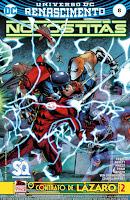 DC Renascimento: Novos Titãs #8