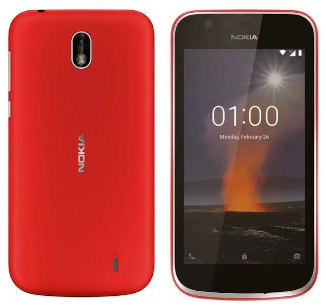 , Bikin Ngiler! Muncul Android Go Nokia 1 & Nokia 7 Plus Android One dengan Desain Menarik, KingdomTaurusNews.com - Berita Teknologi & Gadget Terupdate