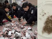 Gawat! Obat Penguat dari Cina Ini Mengandung Daging Manusia?