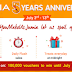 Jumia 5th Anniversary Has Started Don't Miss All The Exciting Giveaways | Check Out The Flash Sales Calendar