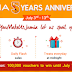 LATEST TECHIE INFO:CHECK OUT CRAZY OFFER FROM JUMIA AS THEY CELEBRATE THIER 5TH ANNIVERSARY