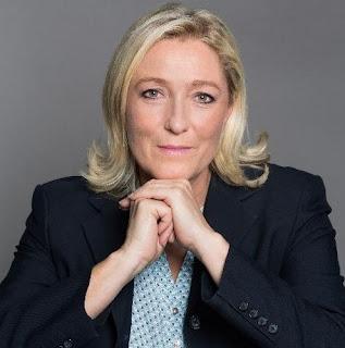 Panama Papers - Le dernier billet de Marine Le Pen : « Le Monde », cette imposture  dans France marine%2Ble%2Bpen%2Btwitter