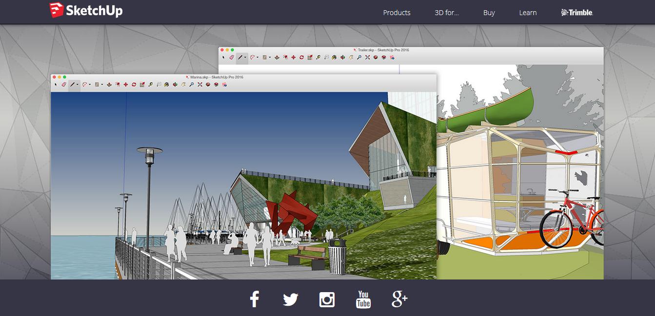 Gambar Program Aplikasi Desain Rumah Gratis