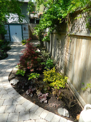 Toronto Cabbagetown garden makeover after by Paul Jung Gardening Services