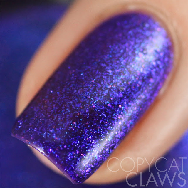 Lacquester Purplexit Swatch