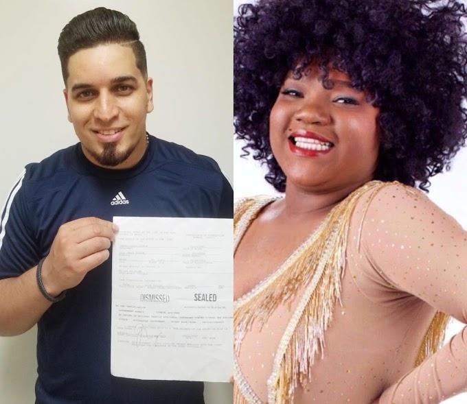 Dos tribunales en NY anulan 17 cargos al dominicano Diokle Verón Lizardo que le imputó su ex pareja Chiky Bombón