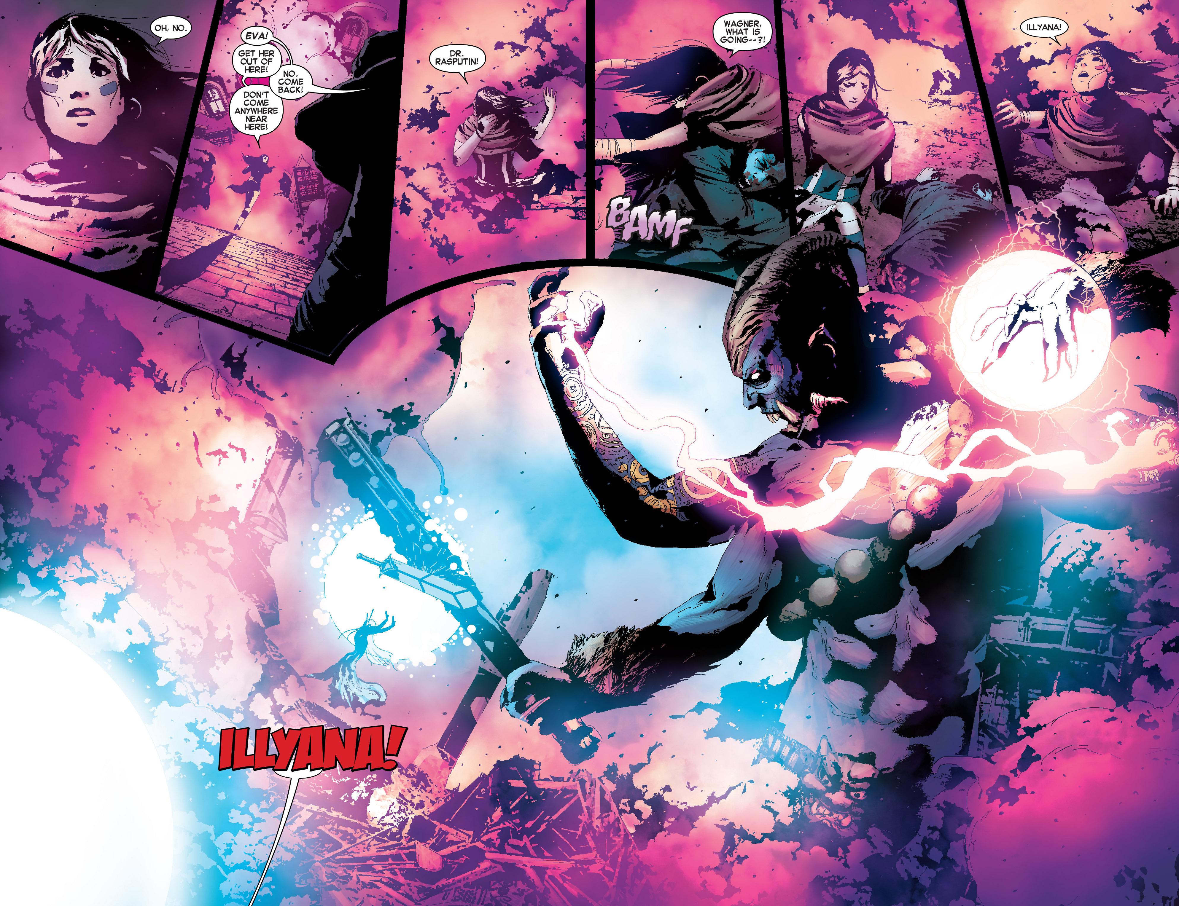 Read online Uncanny X-Men (2013) comic -  Issue # Annual 1 - 23