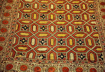 uzbekistan woodblock printed cloth, uzbekistan woodblock exhibition, uzbekistan art craft textile tours