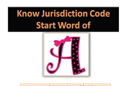 Ward Code For Gst Registration