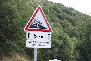 cols racefiets Centraal Massief Frankrijk