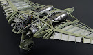 Review build Pt V: Zoukei-Mura's Horten Ho 229 - the Horten with no clothes…