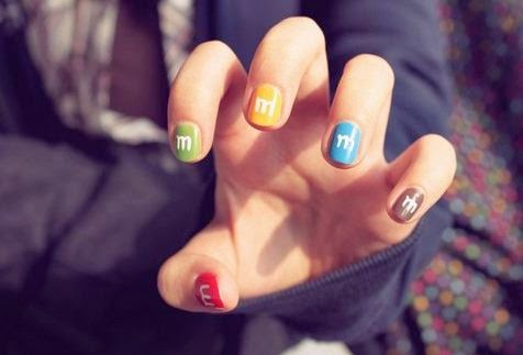 Easy Nail Art Designs For Short Nails | The Great Monkey ...