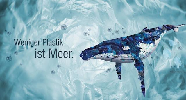 WDC: Weniger Plastik ist Meer