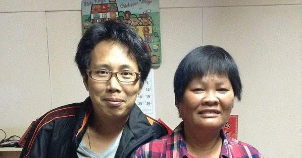新界東北區報: 東北人在香港:古洞高大姐:向官員說句「我不想搬」