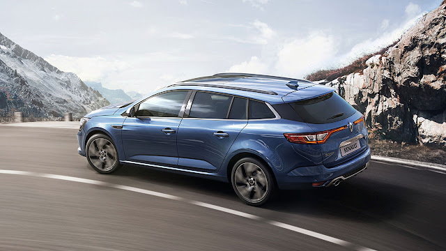 The New Renault Mégane Sport Tourer