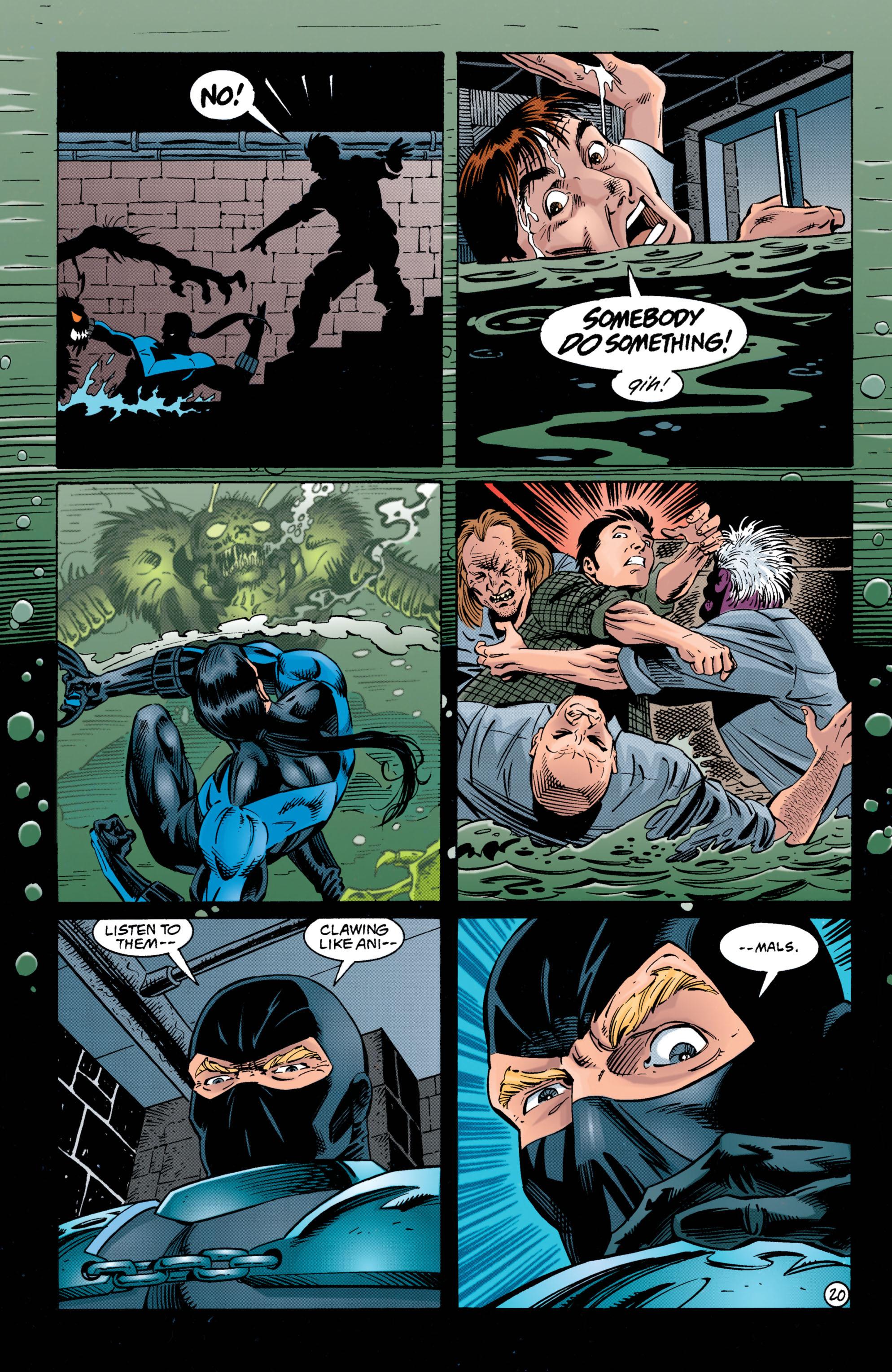 Detective Comics (1937) 699 Page 20