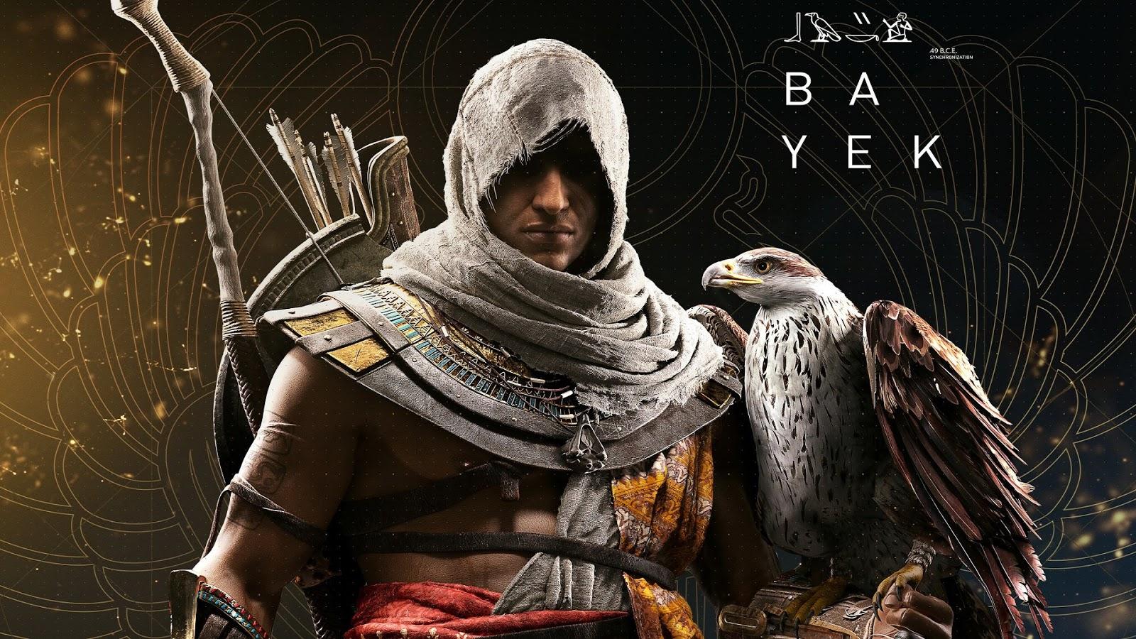 Download Assassin's Creed Origins HD Wallpapers
