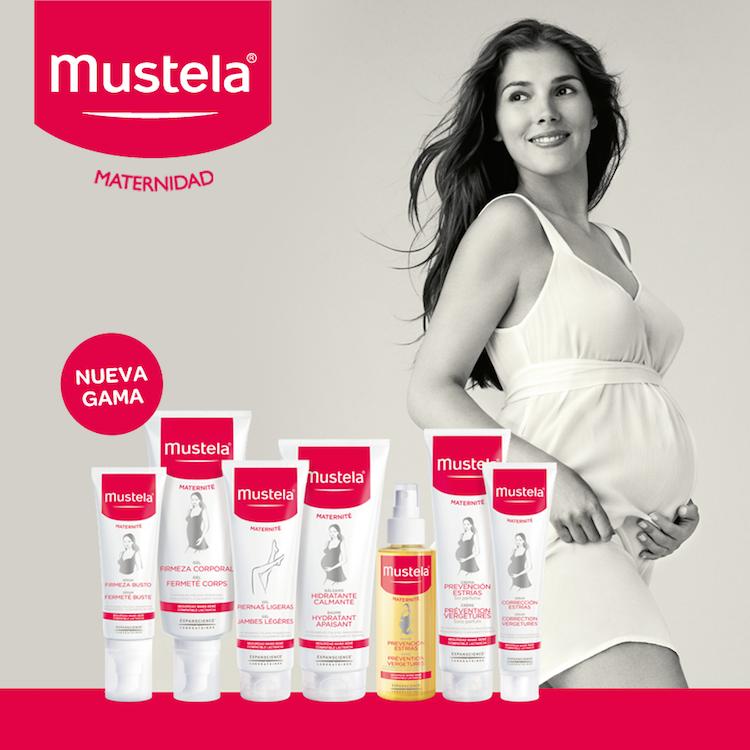 linea mustela maternidad