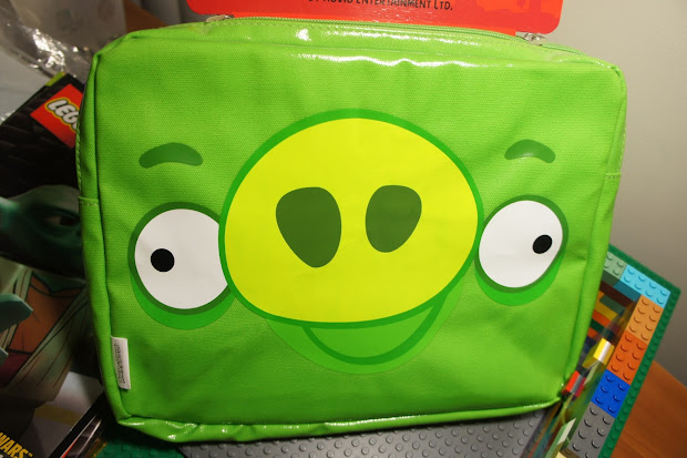 Angry Birds Minion Pig Bad Piggy Green Laptop Case Bag Accessories