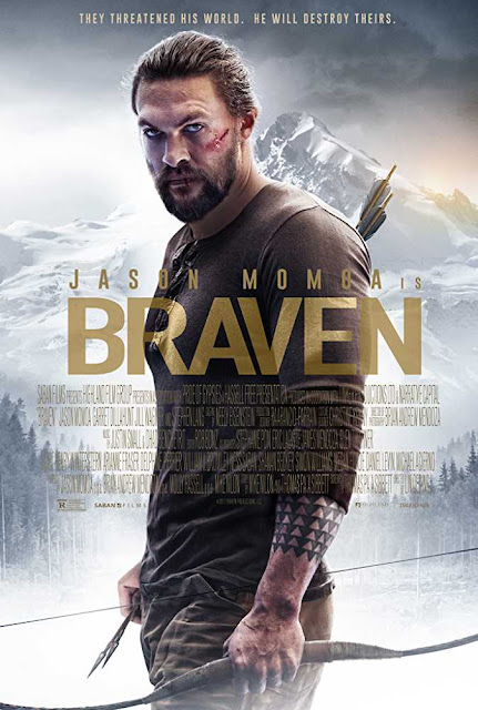 Poster Braven 2018 Full Movie Download HD 720p Free