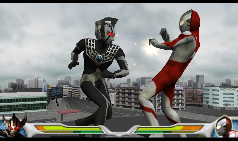 Ultraman Ultimate Fighting Pc Download