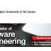 Bachelor of Software Engineering - இலங்கை திறந்த பல்கலைக்கழகம்.