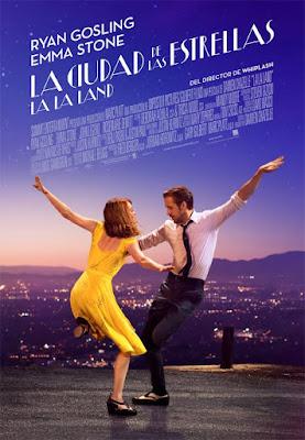 La la land (2016) de Damien Chazelle