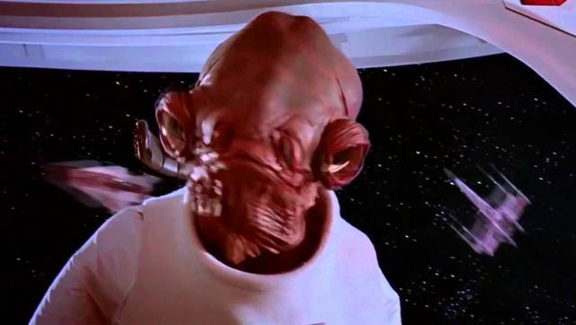 IT IS NOT A TRAP: STAR WARS' ADMIRAL ACKBAR, ERIK BAUERSFELD IS NO MORE - STAR WARS LATEST UPDATES - HOLLYWOOD NEWS