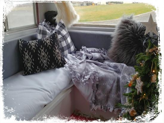 Easy Tied Fleece Blanket