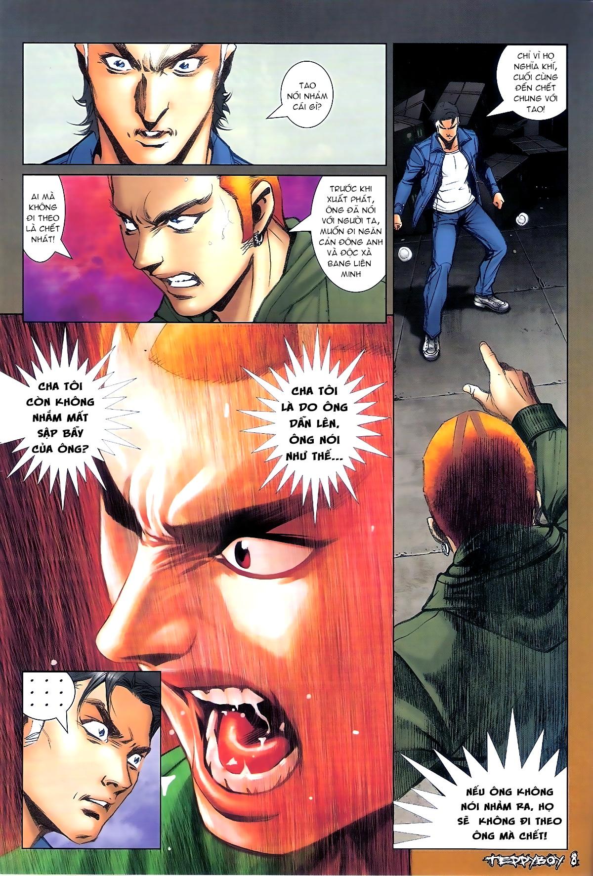 Người Trong Giang Hồ - Chapter 1359: Mắt thấy làm bằng - Pic 6