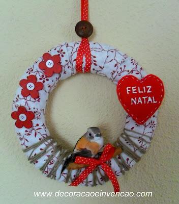 #Segunda Natalina - Decoração Nórdica