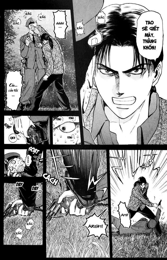 Psychometrer Eiji chapter 53 trang 9